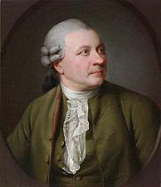 Author photo. Portrait by Jens Juel. Photo by user Saddhiyama / Wikimedia Commons.
