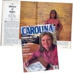 Absence of Malice, in Carolina Lifestyle,…
