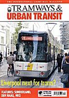 Tramways & Urban Transit, vol. 65, n°778 by…