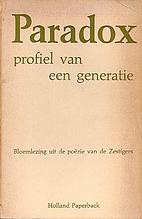 Paradox : profiel van een generatie by S.…