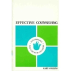 Effective Counseling by Gary Collins