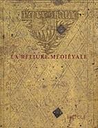 La reliure médiévale pour une description…