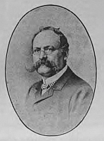 Author photo. Portrait by an unknown photographer, before 1888. Source: http://commons.wikimedia.org/wiki/File:Michel_Buck.gif