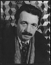 Author photo. Thomas Hart Benton, artist<br>