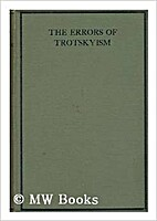 The Errors of Trotskyism by Communist Party…