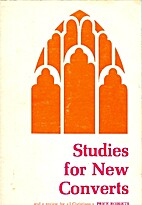 Studies for new converts by Price Roberts