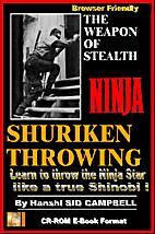 Ninja Shuriken Throwing: The Weapon of…