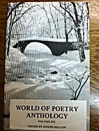 World of poetry anthology. Volume six