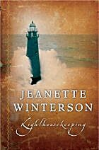 Lighthousekeeping by Jeanette Winterson