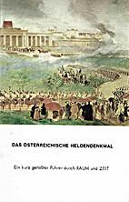 Das österreichische Heldendenkmal: Ein…