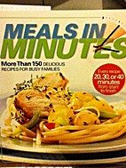Meals In Minutes by Various Authors