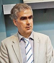 Author photo. Thomas Mannack [credit: University of Oxford]