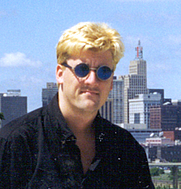 Author photo. Greg Brick