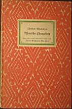 Römische Charaktere by Theodor Mommsen