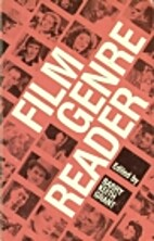 Film Genre Reader by Barry Keith Grant