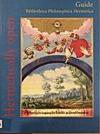 Hermetically open, Guide, Bibliotheca…