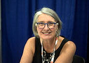 """Author photo. 2018 National Book Festival By Avery Jensen - Own work, CC BY-SA 4.0, <a href=""""https://commons.wikimedia.org/w/index.php?curid=72641794"""" rel=""""nofollow"""" target=""""_top"""">https://commons.wikimedia.org/w/index.php?curid=72641794</a>"""