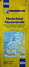 Nederland : 1:400.000 408 by collectif…