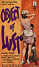 Object of Lust by Mark West