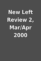 New Left Review 2, Mar/Apr 2000
