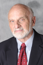 Author photo. Walter Brueggemann