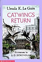 Catwings Return (Catwings) by Ursula Leguin