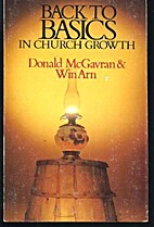 Back to basics in church growth by Donald…