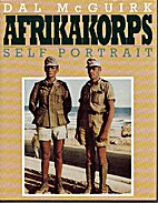 Afrikakorps Self Portrait by Dal McQuirk