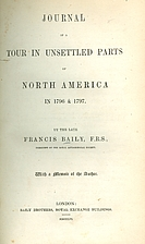 Journal of a tour in unsettled parts of…