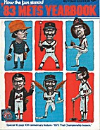 1983 New York Mets Official Yearbook by New…