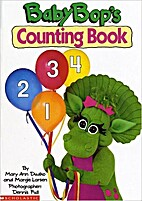 Baby Bop's counting book by Mary Ann Dudko