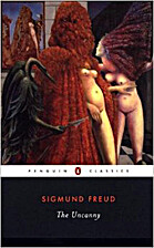 The Uncanny (Penguin Classics) by Sigmund…