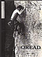 Oread Mountaineering Club Journal 1981-1982