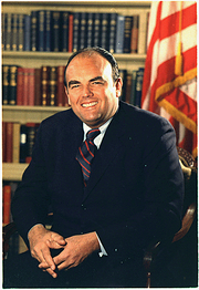 Author photo. Credit: White House Photo Office, 1972 <br>(National Archives and Records Administration, <br>Collection NS-WHPO: White House Photo Office Collection, <br>ARC Identifier: 194469 )