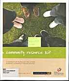 Community resource kit: Guidance for people…