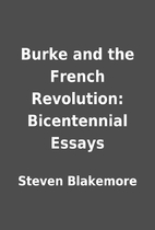 Burke and the French Revolution:…