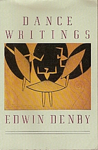 Dance Writings by Edwin Denby