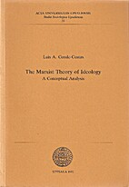 The Marxist theory of ideology : a…