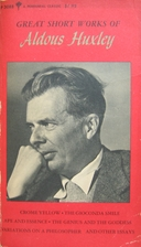 Great Short Works of Aldous Huxley by Aldous…