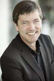 Author photo. Peter Prange
