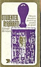 Studenter & byråkrati. Ottosen-komitéen…