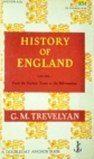 History of England, Volume 1 From the…