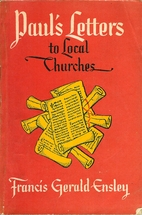 Paul's letters to local churches by…