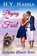 Playing the Fool by H.Y. Hanna