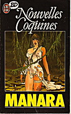 Nouvelles coquines by Milo Manara