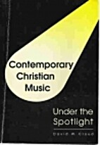 Contemporary Christian music under the…