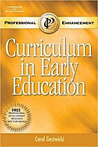 Curriculum in Early Education by Carol…