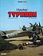 Hawker Typhoon by Christopher H. Thomas
