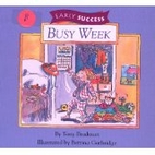 Busy Week (Early Success) by Tony Bradman