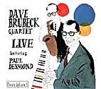 Dave Brubeck Quartet Live by Paul Desmond…